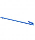 Náustok Aladin Liner s adaptérom pre silikónové hadice farba modrá