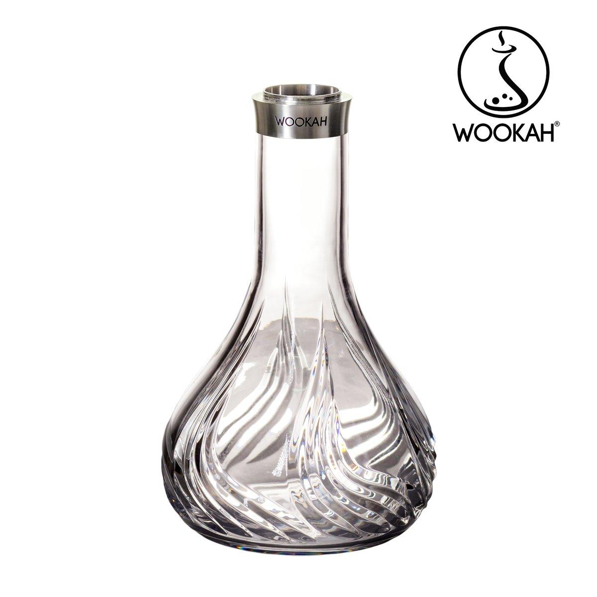Váza pre vodné fajky Wookah FLAMES 28 cm